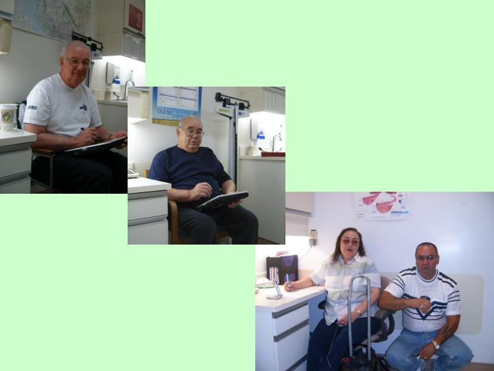 Heart transplant patients completing the HUI